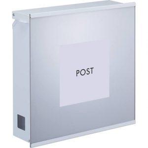 郵便ポスト ポスティーレ アクリルタイプ PTA-3 アルマイト色